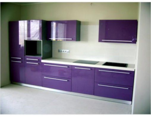 Кухня глянец